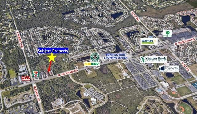 3200 N Wickham Road 5-6, Melbourne, FL 32935 (MLS #903251) :: Premium Properties Real Estate Services
