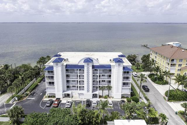 210 24th Street #303, Cocoa Beach, FL 32931 (MLS #903264) :: Blue Marlin Real Estate