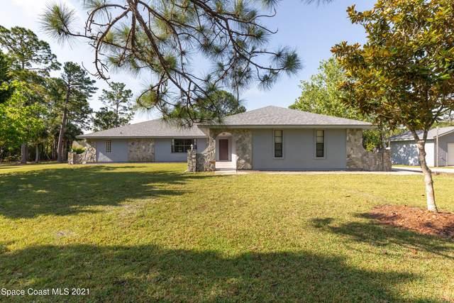 5025 Saturday Place, Cocoa, FL 32926 (MLS #903279) :: Premium Properties Real Estate Services