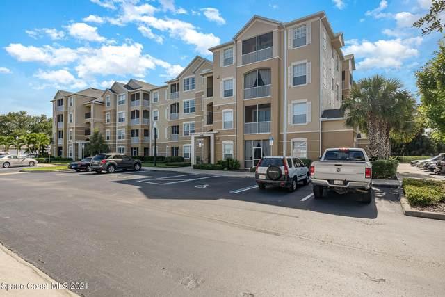 3868 Lexmark Lane #408, Rockledge, FL 32955 (MLS #903402) :: Blue Marlin Real Estate