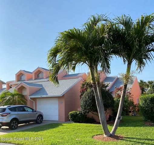 116 Casseekee Trail #4116, Melbourne Beach, FL 32951 (MLS #903421) :: Premium Properties Real Estate Services