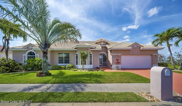 191 Ocean Ridge Drive, Melbourne Beach, FL 32951 (MLS #903458) :: Premium Properties Real Estate Services