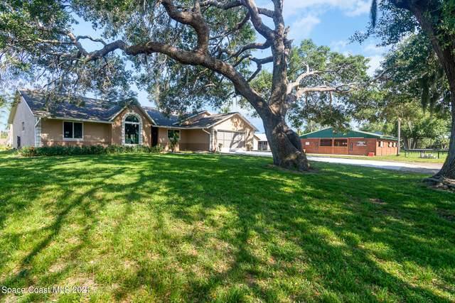 5405 Fishtail Palm Avenue, Cocoa, FL 32927 (MLS #903522) :: Blue Marlin Real Estate