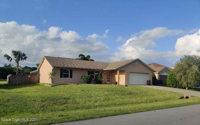 1313 Gilpin Street NW, Palm Bay, FL 32907 (MLS #903536) :: Premier Home Experts