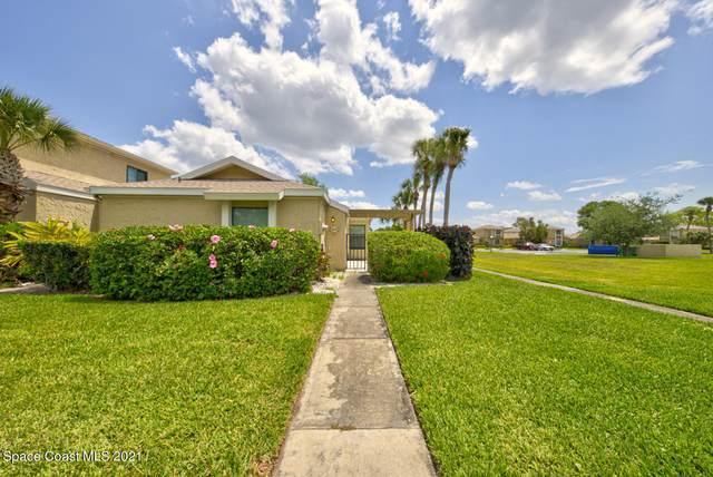 1451 Sheafe Avenue NE #105, Palm Bay, FL 32905 (MLS #903563) :: Blue Marlin Real Estate