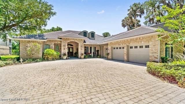 305 E Melbourne Avenue, Melbourne, FL 32901 (MLS #903572) :: Premium Properties Real Estate Services