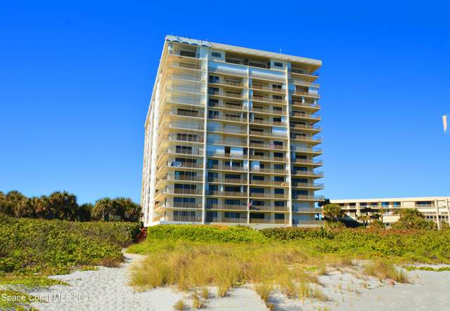 750 N Atlantic Avenue Ph1, Cocoa Beach, FL 32931 (MLS #903577) :: Blue Marlin Real Estate