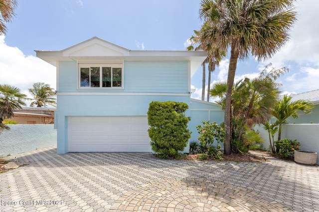 645 S Atlantic Avenue, Cocoa Beach, FL 32931 (MLS #903581) :: Keller Williams Realty Brevard