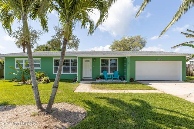 168 Churchill Avenue, Satellite Beach, FL 32937 (MLS #903604) :: Blue Marlin Real Estate