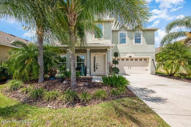 2031 Neveah Avenue, Palm Bay, FL 32907 (MLS #903605) :: Premium Properties Real Estate Services