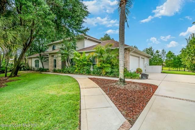 4390 Ligustrum Drive, Melbourne, FL 32934 (MLS #903638) :: Blue Marlin Real Estate
