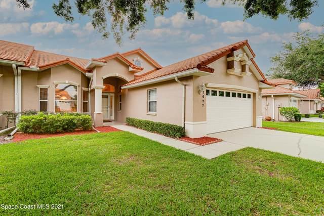 7677 Candlewick Drive, Melbourne, FL 32940 (MLS #903670) :: Premium Properties Real Estate Services