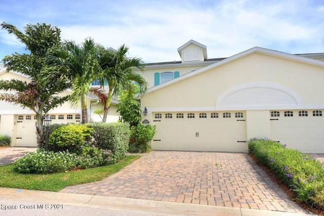 1034 Steven Patrick Avenue, Indian Harbour Beach, FL 32937 (MLS #903719) :: Premium Properties Real Estate Services