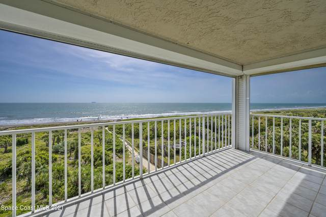 3400 Ocean Beach Boulevard #612, Cocoa Beach, FL 32931 (MLS #903753) :: Blue Marlin Real Estate