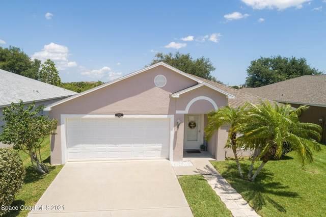 2737 Deercroft Drive, Melbourne, FL 32940 (MLS #903810) :: Blue Marlin Real Estate