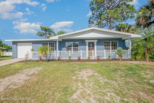 4305 Rosehill Avenue, Titusville, FL 32780 (MLS #903816) :: New Home Partners