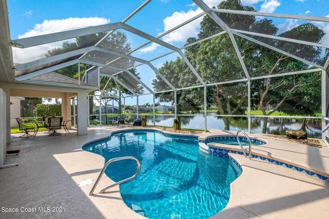 7867 Falling Leaf Place, Melbourne, FL 32940 (MLS #903913) :: Blue Marlin Real Estate