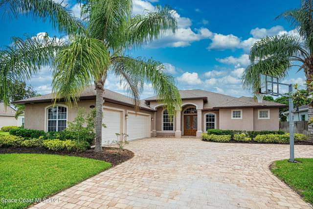 121 Athey Court, West Melbourne, FL 32904 (MLS #903921) :: Premium Properties Real Estate Services
