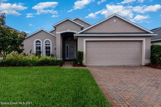 2837 Mondavi Drive, Rockledge, FL 32955 (MLS #904054) :: New Home Partners