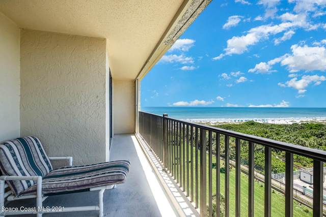 1830 N Atlantic Avenue #806, Cocoa Beach, FL 32931 (MLS #904117) :: New Home Partners