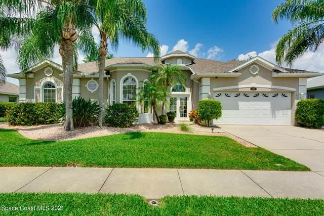 1868 Thesy Drive, Melbourne, FL 32940 (MLS #904198) :: Blue Marlin Real Estate