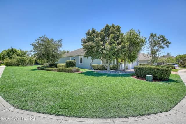 6212 Goleta Circle, Melbourne, FL 32940 (MLS #904321) :: New Home Partners