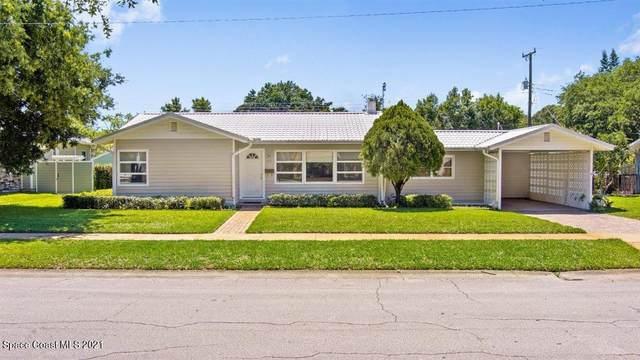 37 Valencia Road, Rockledge, FL 32955 (MLS #904452) :: Blue Marlin Real Estate