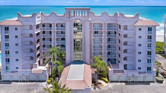 2085 Hwy A1a #3702, Indian Harbour Beach, FL 32937 (#904526) :: The Reynolds Team | Compass