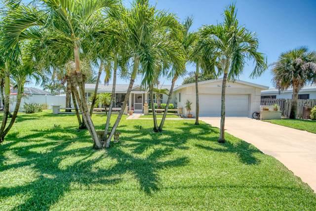 426 S Neptune Drive, Satellite Beach, FL 32937 (MLS #904557) :: New Home Partners