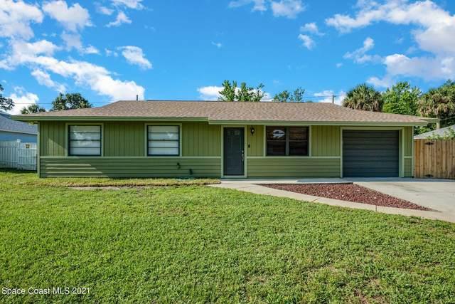 1015 Hibiscus Street, Cocoa, FL 32927 (MLS #904583) :: Blue Marlin Real Estate