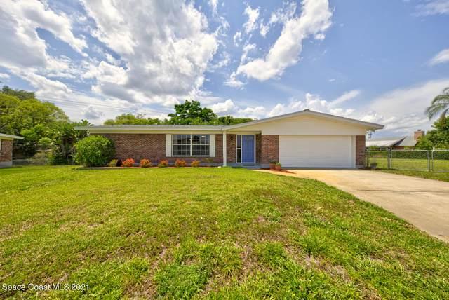 2584 Indian Hills Court, Titusville, FL 32780 (MLS #904656) :: Premium Properties Real Estate Services