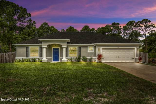290 Anthony Avenue SE, Palm Bay, FL 32909 (MLS #904809) :: Blue Marlin Real Estate