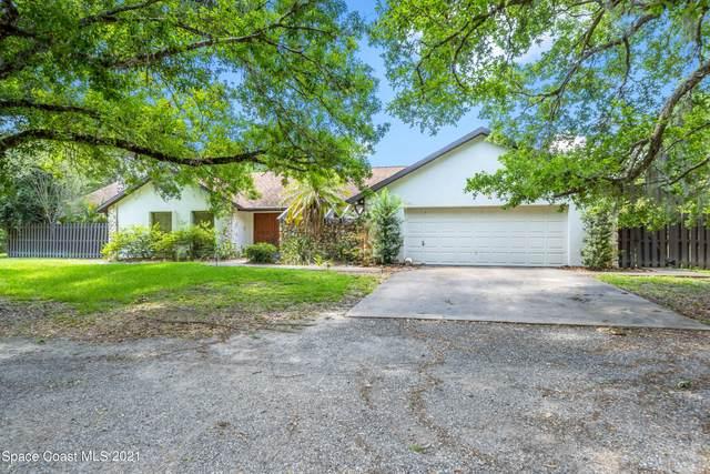 3375 Arabian Court, Melbourne, FL 32934 (MLS #904861) :: Blue Marlin Real Estate