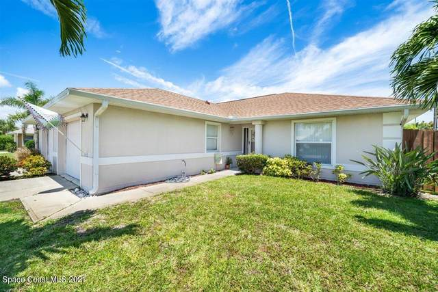 540 Lee Avenue, Satellite Beach, FL 32937 (MLS #904883) :: Premium Properties Real Estate Services