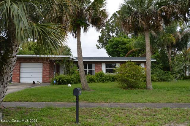 2785 Winstead Drive, Titusville, FL 32796 (MLS #904983) :: Premium Properties Real Estate Services