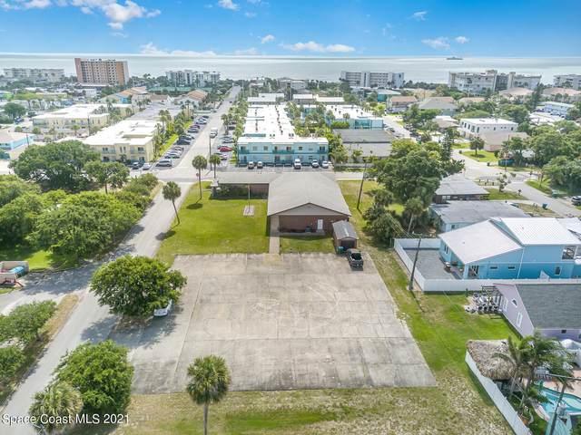 271 Taylor Avenue, Cape Canaveral, FL 32920 (MLS #905039) :: Premium Properties Real Estate Services