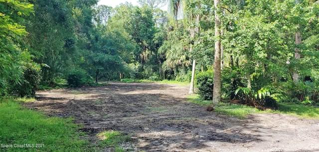 5819 Crane Road, West Melbourne, FL 32904 (MLS #905115) :: Blue Marlin Real Estate