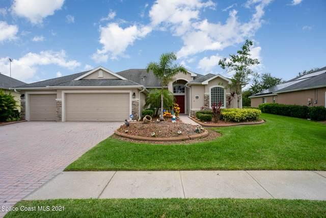 161 Brandy Creek Circle SE, Palm Bay, FL 32909 (MLS #905210) :: Blue Marlin Real Estate