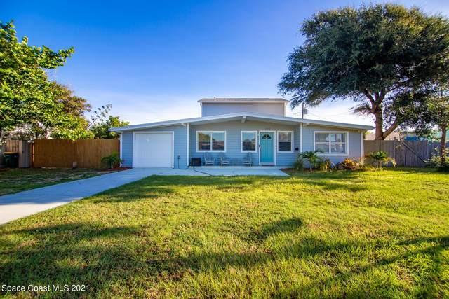 133 SE 2nd Street, Satellite Beach, FL 32937 (MLS #905231) :: Blue Marlin Real Estate