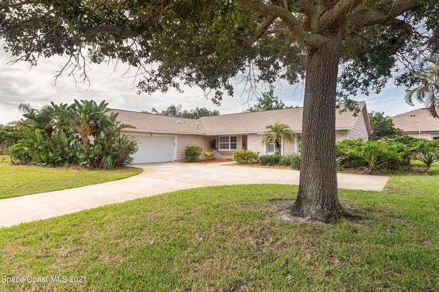 497 N River Oaks Drive, Indialantic, FL 32903 (MLS #905262) :: Blue Marlin Real Estate