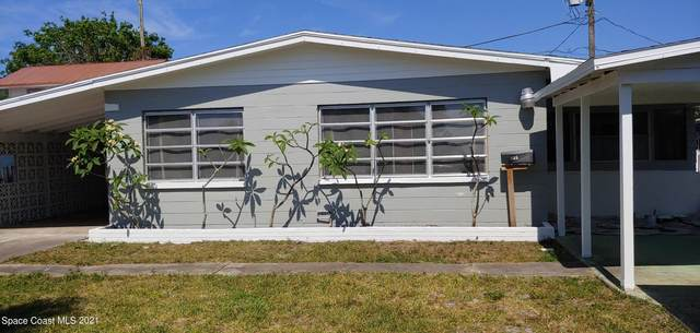 935 Alexia Street, Melbourne, FL 32935 (MLS #905326) :: Premium Properties Real Estate Services