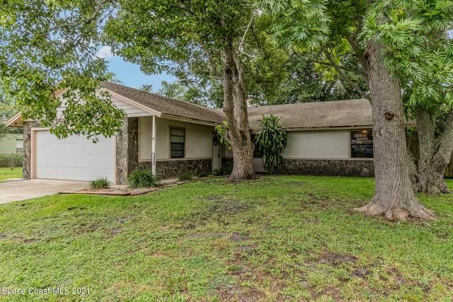 5990 Gilson Avenue, Cocoa, FL 32927 (MLS #905616) :: Premium Properties Real Estate Services