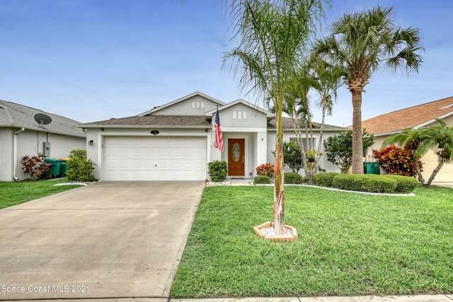 4320 Swanna Drive, Melbourne, FL 32901 (MLS #905850) :: Blue Marlin Real Estate