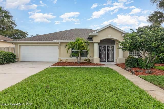 2619 Canterbury Circle, Rockledge, FL 32955 (MLS #905975) :: Blue Marlin Real Estate