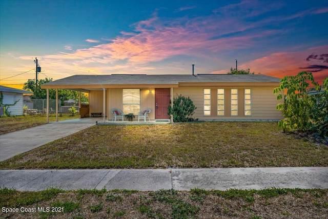 791 Bahama Street NE, Palm Bay, FL 32905 (MLS #906056) :: Blue Marlin Real Estate