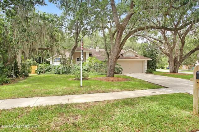 2665 Bent Elm Lane, Melbourne, FL 32935 (MLS #906200) :: Blue Marlin Real Estate