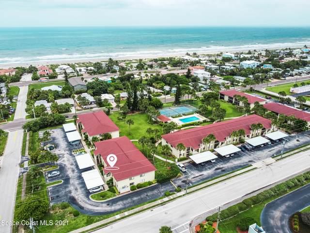 220 S 5th Street #205, Cocoa Beach, FL 32931 (MLS #906340) :: Keller Williams Realty Brevard