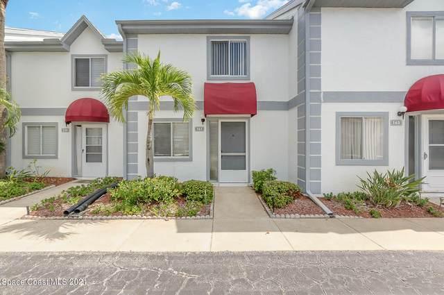 161 Seaport Boulevard #29, Cape Canaveral, FL 32920 (MLS #906502) :: Premium Properties Real Estate Services