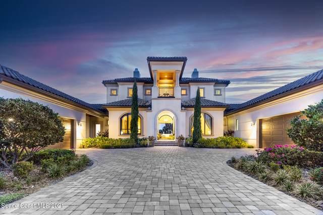 4830 Honeyridge Lane, Merritt Island, FL 32952 (#906605) :: The Reynolds Team   Compass