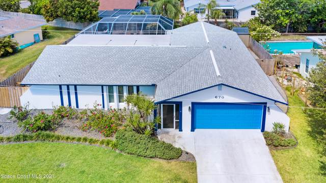 670 Caiman Street, Satellite Beach, FL 32937 (MLS #907004) :: Premium Properties Real Estate Services